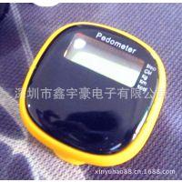 厂家供应亚克力多功能液晶显示计步器 LCD 计步器