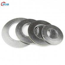 供应304椭圆形八角垫片|耐高压高温金属垫片|不锈钢橡胶软连接厂家