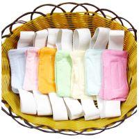 新生儿尿布带 纯棉尿布固定带 宝宝专用尿布扣