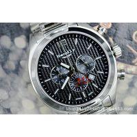 亨德利大师级系列男士手表 瑞士名表 明星同款 多功能计时男腕表