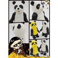 专业熊猫玩具   惨叫熊猫 发泄熊猫 整蛊熊猫  儿童过家家玩玩具