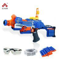 热销铠力 超大电动软弹枪玩具大型儿童玩具枪连发可发射子弹 批发
