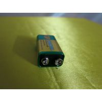 GP/超霸超强碳性9V电池 6F22方形干电池 麦克风话筒 万用表用