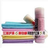 供应高档擦车巾 多用途合成鹿皮巾 PVA超软洗车巾 吸水速干巾