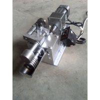刹车片,摩托车刹车蹄块设备【开槽机】