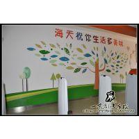 佛山高明海天味业展厅手绘墙及3D立体画