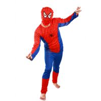 万圣节服装 化妆舞会服饰 蜘蛛侠服装 紧身衣 大人蜘蛛侠衣服套装