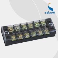 供应TB-2506接线端子 接线排25A 6位接线柱 接线盒专用端子排