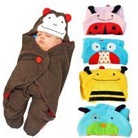 5款秋冬婴儿用品推车专用分腿式动物造型睡袋