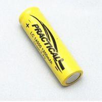14500锂电池 充电14500锂电池 强光手电14500电池 1200容量