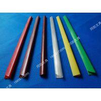 【厂家直销】 专业生产优质抽杆条 抽杆文具夹 规格多种 可定做