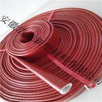 新型耐火防火材料 浩天硅橡胶玻璃纤维套管