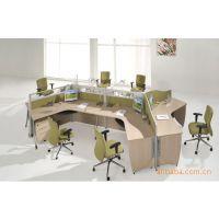办公家具 高级办公桌 时尚卡座 办公桌定制 办公桌生产