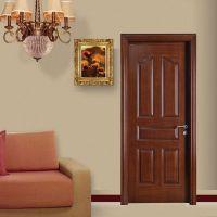 战马木门 厂家直销 实木门 烤漆门 套装门 室内门 平开门 D11108