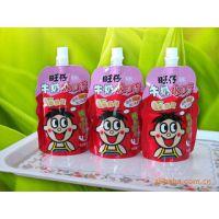 优质薄膜果汁复合吸嘴袋 广东省内包邮 可大量采购不断货 货期准