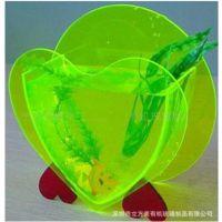 深圳亚克力厂家直销质优价廉超可爱亚克力小型桌面鱼缸