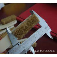 文玩刷子 鬃毛刷文玩刷 上油保养清洁刷子橄榄核核桃养护刷清理刷