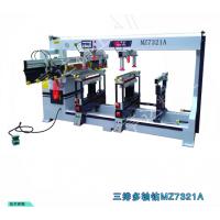 供应亨达机械精准木工排钻三排钻MZ7321A
