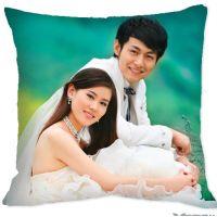 DIY抱枕 结婚礼物照片定做 时尚抱枕 个性居家 创意抱枕 定做