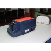 名片打印机 带废卡槽热升华证卡机   单面证卡打印机