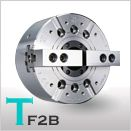 TONFOU通福TF2B-08液压二爪卡盘