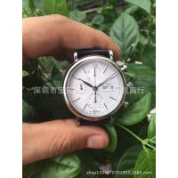 波涛菲诺系列 6针7750计时腕表 厂家货源招代理微信102783858