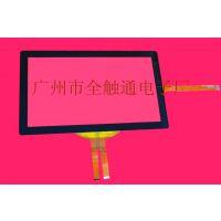 21.5寸互动橱窗电容式触摸屏 定做 大尺寸电容触摸屏 广州厂家