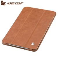 供应杰森克斯mini超薄皮套 ipadmini2平板电脑保护套 mini2商务皮套