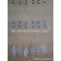优惠供应简单清新的水晶门帘,水晶窗帘 款式,颜色多样 ML0961