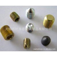 厂家供应SUS304不锈钢非标紧定反牙螺丝螺钉