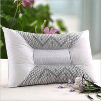 厂家直销 决明子枕头 中老年保健护颈枕 养生单人枕 W磁疗枕芯