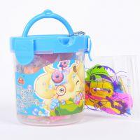 奇妙多【满优惠】儿童DIY益智玩具3D超轻彩泥套装批发送工具8338