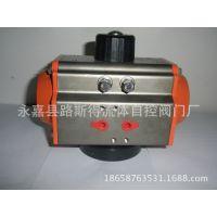 AT-85单作用执行器 单作用带弹簧复位气动头&2