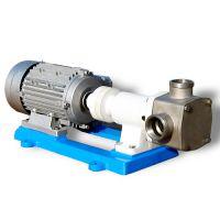 供应柔性转子泵新品-泊头瑞达泵业