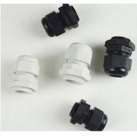 【企业集采】供应电缆尼龙防水接头  塑料电缆接头 M16  PG-09