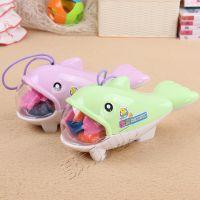 批发香味彩泥 鲸鱼桶装带模具安全无毒橡皮泥 儿童过家家玩具463