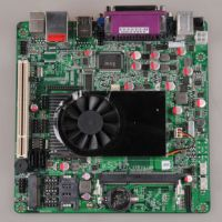 英特尔 Mini-ITX  主板,Atom D525M5S1,带12V电源