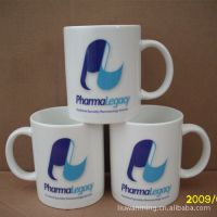(Y)供应陶瓷杯子 工厂批发陶瓷杯子 厂家定做热转印陶瓷杯子