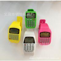 厂家直销 精美多功能计算机儿童手表