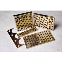 铜合金镶嵌石墨/石墨铜套异形件/JDB自润滑非标/铜基镶嵌套瓦板垫球/FZ-5 DF-5