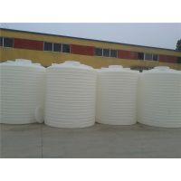 10吨PE水箱 大型工程专用塑料水箱 承德工地专用储水罐
