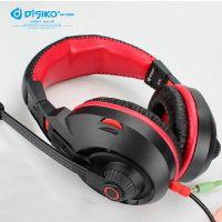 DISIKO/迪斯科G75重低音游戏耳机 台式笔记本头戴电脑耳机高档