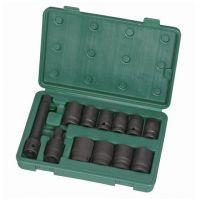 世达12件套12.5MM系列公制气动组套工具/09009/09008
