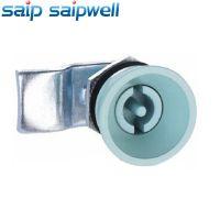 SP-MS702锌合金转舌锁 电柜喇叭锁 电表箱专用锁带伸缩功能 正品