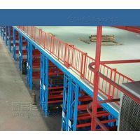 番禺货架厂专业生产中型货架 阁楼货架 ISO9001认证老牌工厂