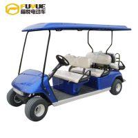湖南四轮电瓶观光车 FR-G-C4加2 6座高尔夫球车电动观光车 厂家直销 品质保障
