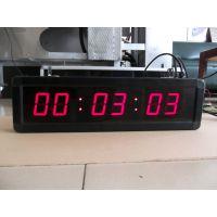 供应XHT-RN系列大屏幕高清高亮显示六位电子计时器