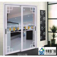 深圳诗美居门窗供应80系列银河吊趟门