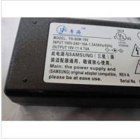 三星SAMSUNG NP25 P40 R453笔记本电源适配器 粤海19V4.74A充电器