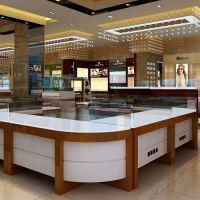福建厦门眼镜展示柜,精益眼镜展示柜,眼镜烤漆柜量身定做FE59